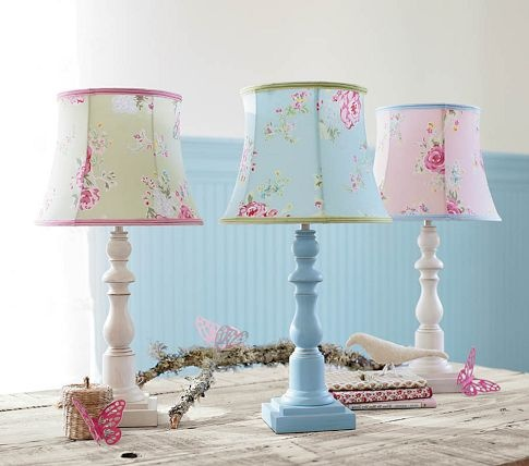 Potterybarn kids see more these lamps are so cute to go with the adorable savannah bedding love it shabby chic lamp shadesshabby