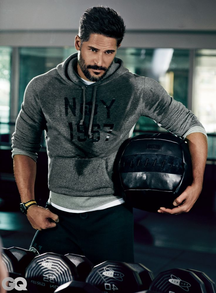 Joe Manganiello Shows You How to Dress Better at the Gym | GQ
