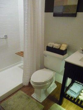 white subway tile bathroom  White Subway Tile Shower Design Ideas ...