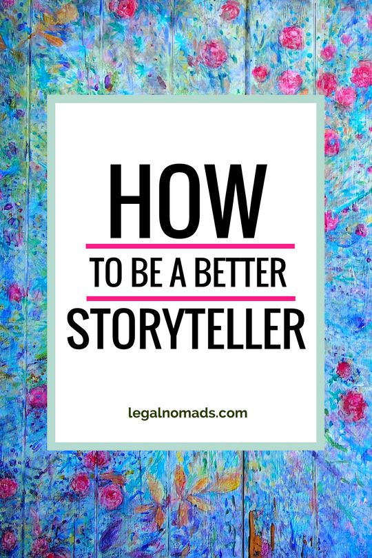 Stories inspire people to see a place differently. Tips to tell better stories, and resources for learning more.