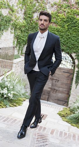 Mariano di Vaio wedding