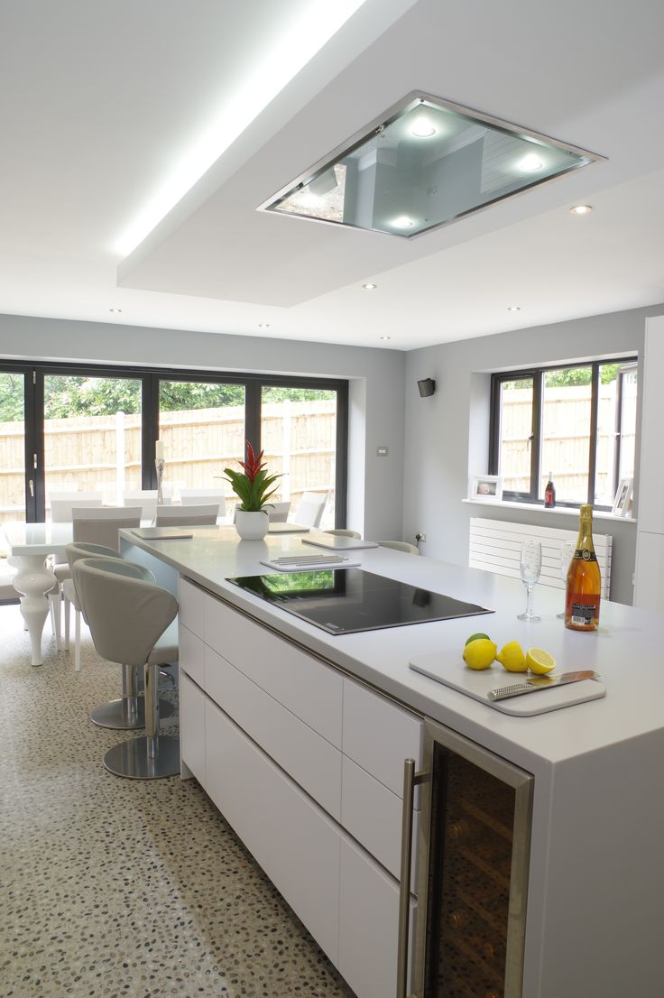 This beautiful extension within a busy family home is the perfect ...