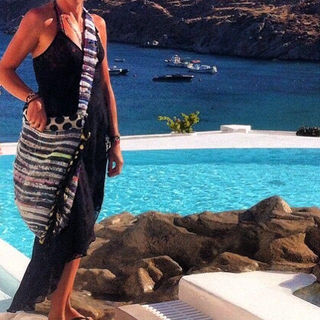 Summer moments #luxurious spa #mykonosblue #koorelooproject  #vacations #mykonos #art #love #life #live #instadaily #instamoments #kooreloo #follow