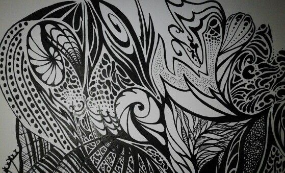 Abstract InkDrawing ;D