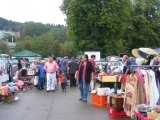 Stadt Schwäbisch Gmünd 2012 flohmarkt im Scheisstal