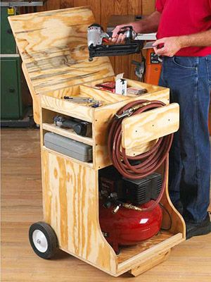 Compressed Air Work Station
