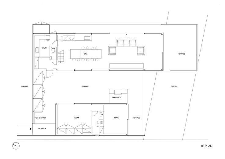 Gallery of Riverside House / Keiji Ashizawa Design - 17