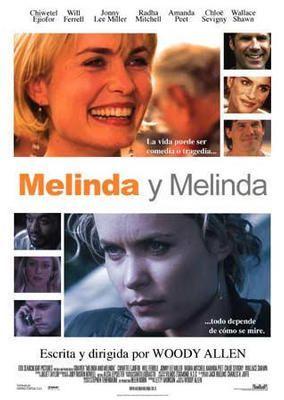 Melinda (Radha Mitchell) sufre dos crisis completamente diferentes que dan lugar a situaciones cómicas y dramáticas, que sirven para abordar las cuestiones recurrentes del cine de Allen: la fragilidad del amor, la infidelidad dentro del matrimonio, el romance sofisticado, la incomunicación. Fuente: Filmaffinity #dvd #WoodyAllen