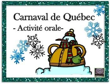 Supplement your cultural studies of the Quebec Winter Carnival in Canada with these task cards. Included are 32 task cards with an additional 4 blank task card templates so that you can create some questions of your own if you wish. The task cards focus on the more prominent of cultural information about the Carnival and is a great way to have your students interact with one another while reinforcing information about one of the worlds best Winter Carnivals!NOTE: This product is a portion…