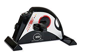 Christopeit Sport MB3 Exercise Bike £64.50 - Black/Silver, Medium