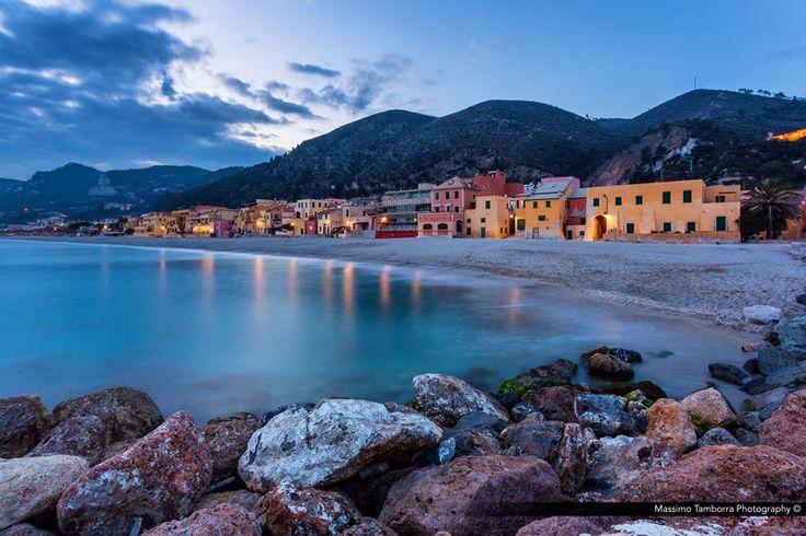 Varigotti's Sunset, Italy