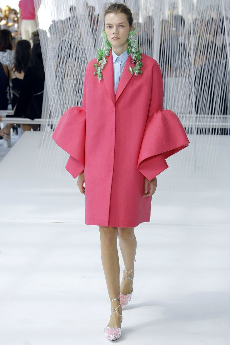 View the complete Delpozo Spring 2017 collection from New York Fashion Week.