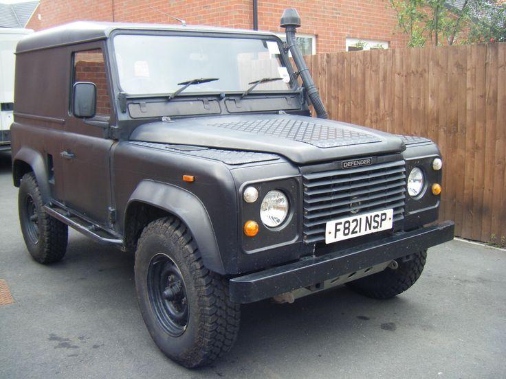 1989 LAND ROVER DEFENDER 90 for sale, £3,500 | http://www.lro.com/detail/cars/4x4s/land-rover/defender-90/57261