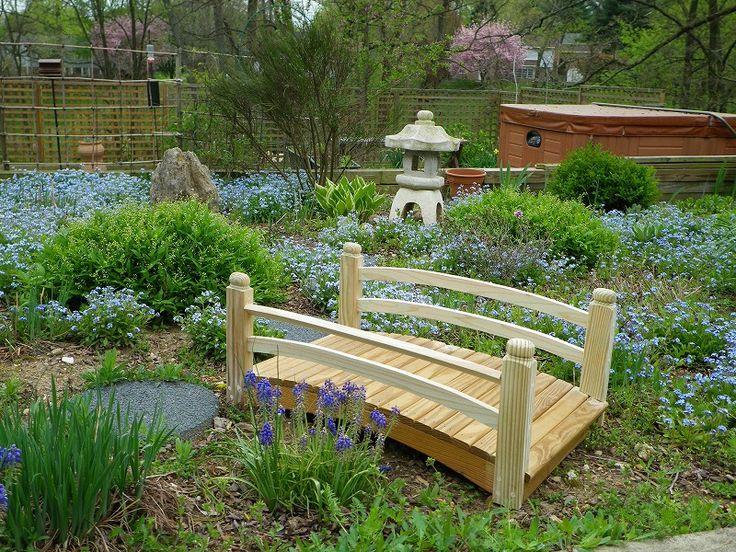 16 Best Small Garden Bridges Images On Pinterest Garden 640 x 480