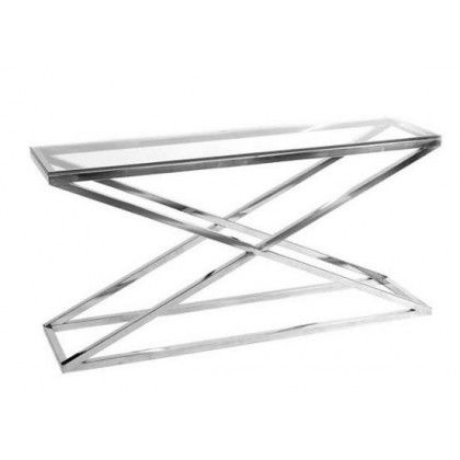 Eichholtz Criss Cross Console Table