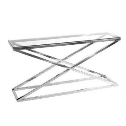 Eichholtz Criss Cross Console Table