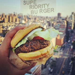 Superiority Burger, Manhattan, New York | 17 Veggie Burgers Worth Traveling The World To Devour