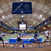 Millrose Games a Hit Despite Ticket Prices