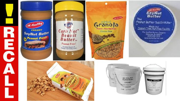 All I.M. Healthy Soynut Butters and I.M. Healthy Granola products Recalled due to E.Coli contamination. Twelve people have been hospitalized. Nine people developed hemolytic uremic syndrome, a type…