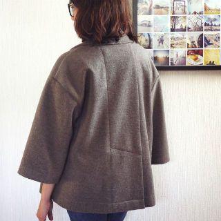 Burdastyle Wide Sleeve Lapel Jacket