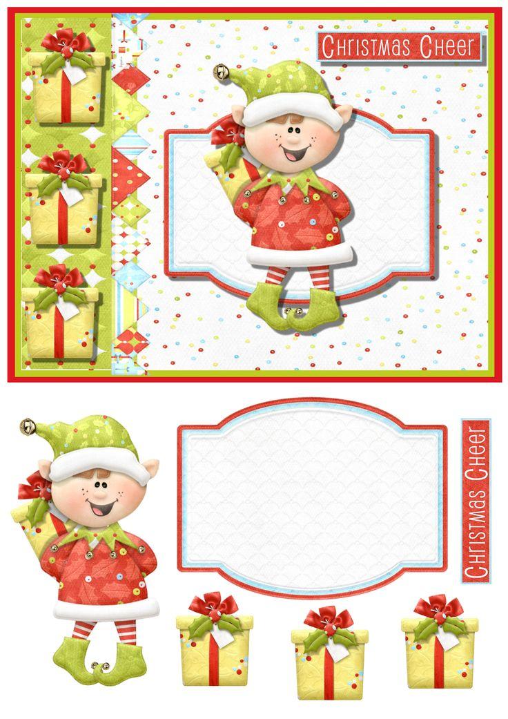 Christmas Elf 3