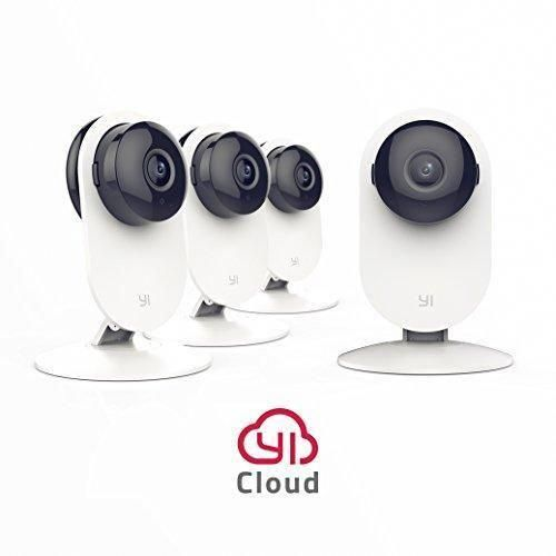 4pc Home Camera, Wireless IP Security Surveillance System