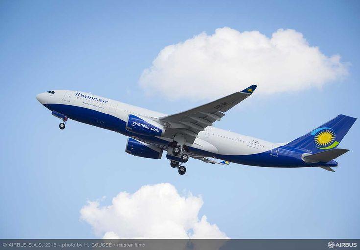 First A330 For RwandAir via @aeroaustralia
