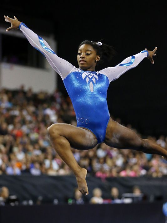 2015-07-25 Simone Biles