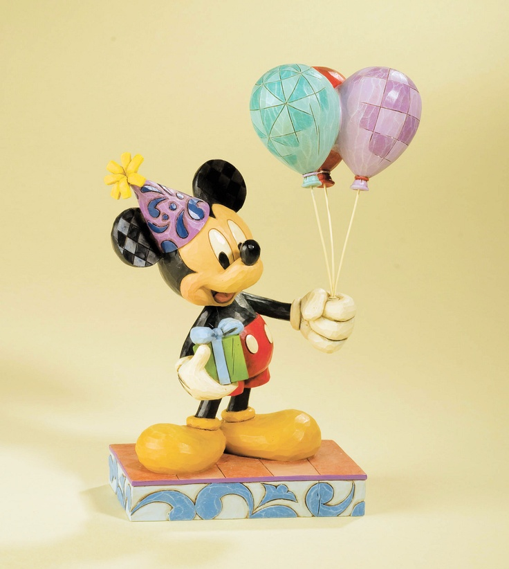 UK Pinners .. enter our latest competition for July to win this Celebration Mickey Mouse Figurine worth £45.00 Fill in the form on our website & then repin to tell your friends :