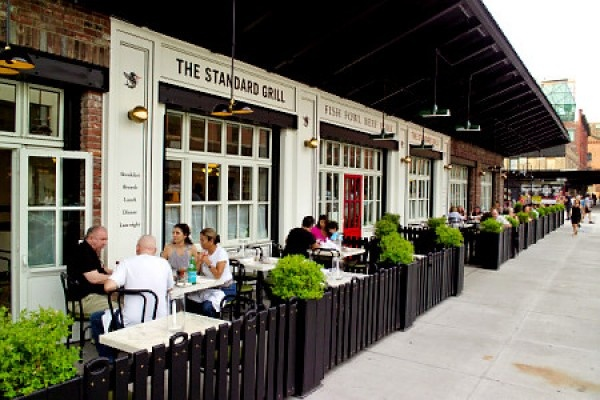 The Standard Grill, Meatpacking