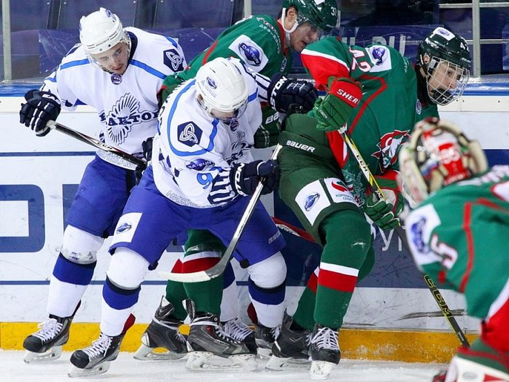 Krylia Sovetov Moskva vs Almaz Cherepovets Ice Hockey Live Stream - Minor Hockey League MHL