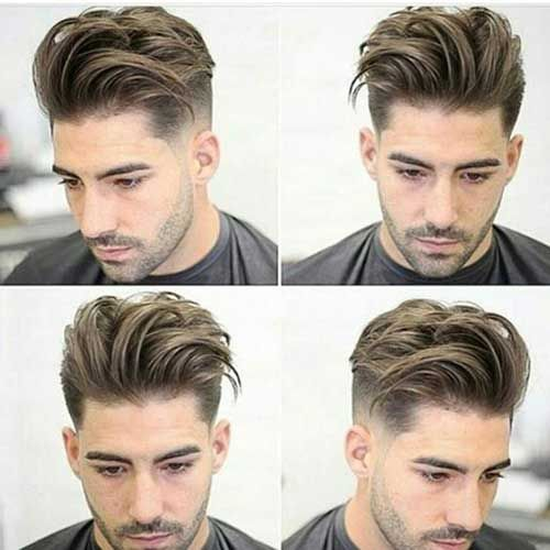 Long Top Hairstyles For Guys Fg Pinterest Trendy