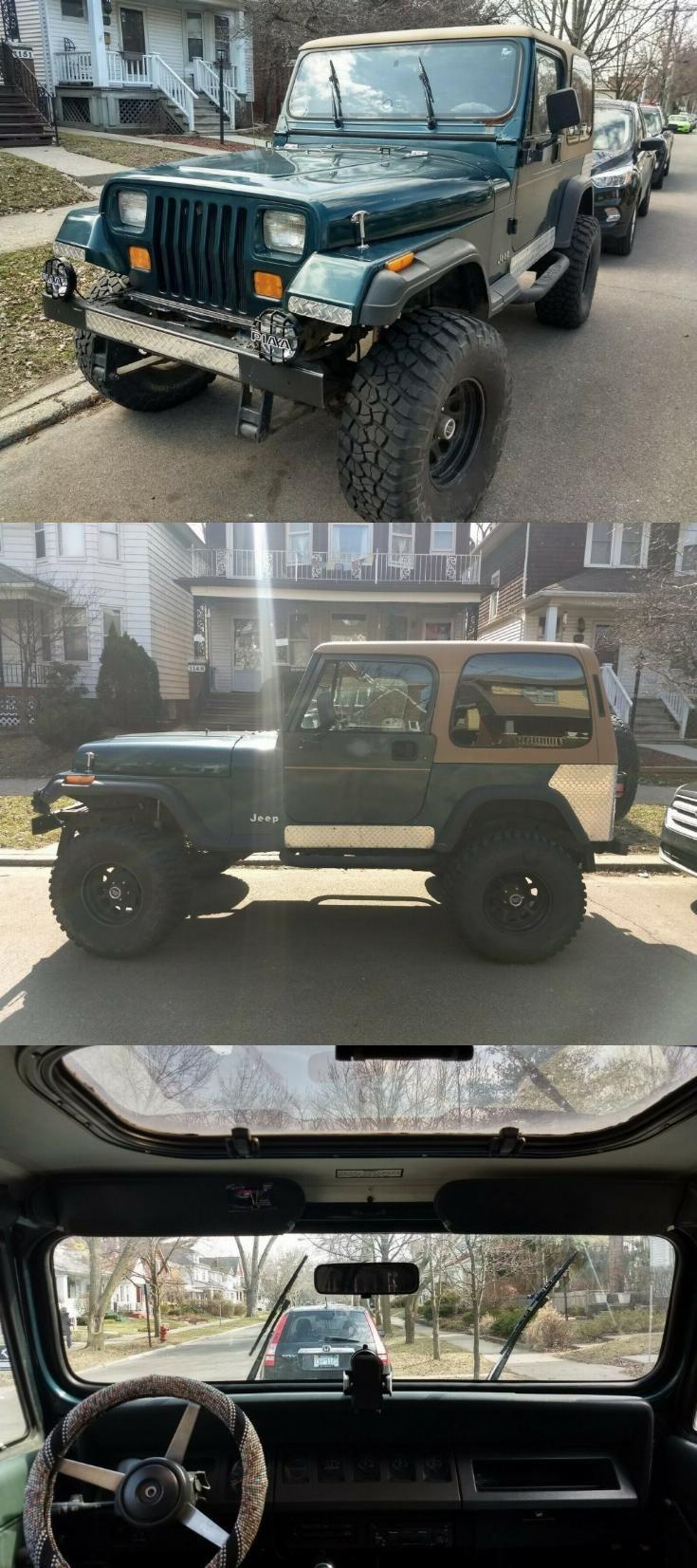 1995 Jeep Wrangler Yj Jeep Wrangler Yj Jeep Yj Jeep
