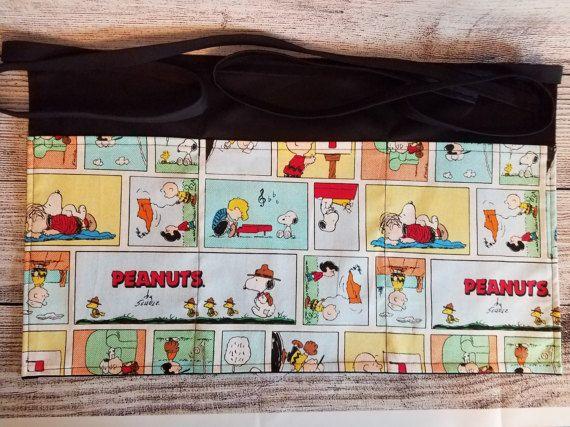 Peanuts Apron,Waiter Aprons,Waitress Aprons,Server Apron,Chef Aprons,Funny Aprons,Waist Aprons,Daycare apron,Teacher Aprons,Customized