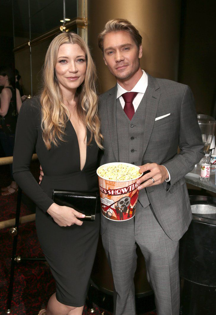 Pin for Later: Chad Michael Murray and Sarah Roemer Make a Rare Appearance on the Red Carpet