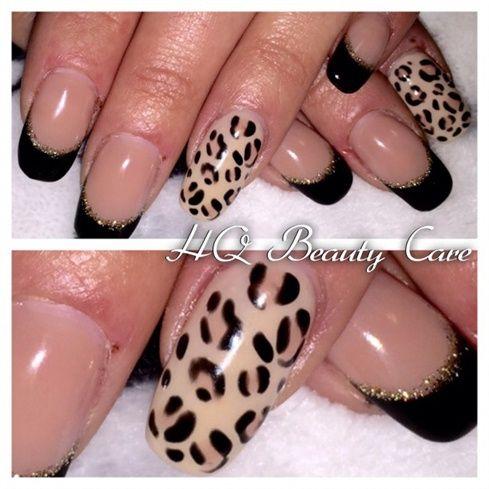 Sexy Nails Are by hqbeautycare - Nail Art Gallery nailartgallery.nailsmag.com by Nails Magazine www.nailsmag.com #nailart