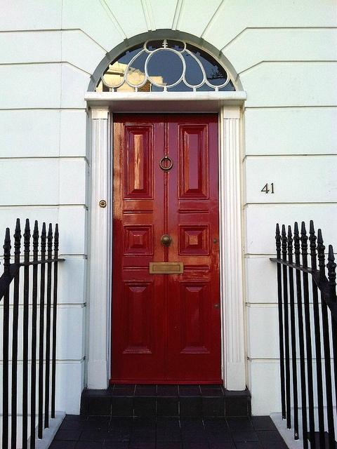 9 best London Front Doors images on Pinterest   Doors, Door design ...