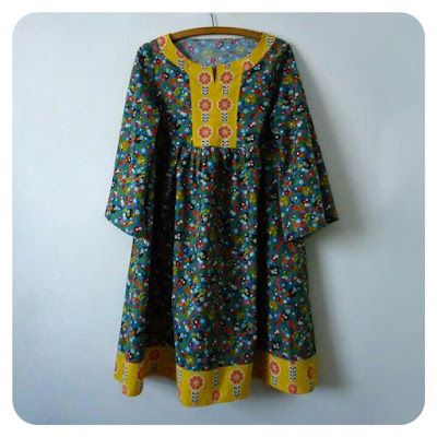 Ivy Arch: Spring sewing: Stylish Dress Book – Dress Y
