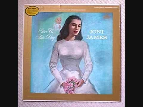 """I Really Don't Want to Know""  Joni James - YouTube"