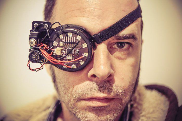 """augmented vision by greg mcroberts is a wearable seeing"