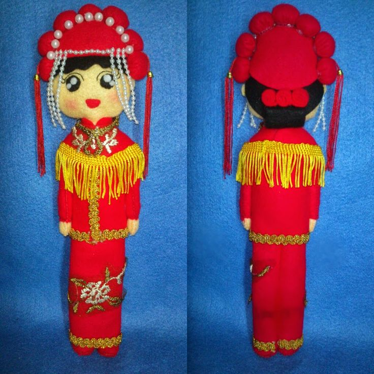 Chinese Wedding Traditional Dress