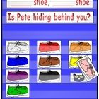 This fun game can be used with your preschool class to help them learn and review their colors. Ten colors and repetitive poem make this a game tha...