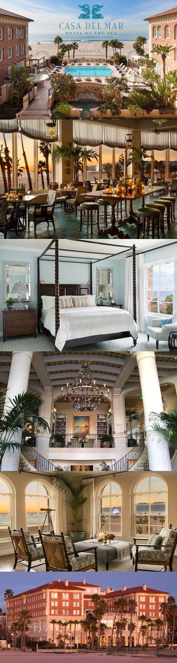 Boutique luxury hotel casa del mar in santa monica california a member of the