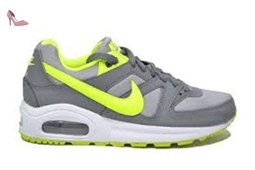 Nike Air Max Command Flex (PS), Chaussures de Course Garçon, Gris (Cool Grey / Volt-Wolf Grey), 30 EU - Chaussures nike (*Partner-Link)
