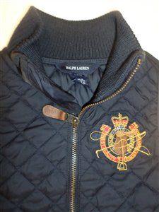 Ralph Lauren Spiller Blue Jacket
