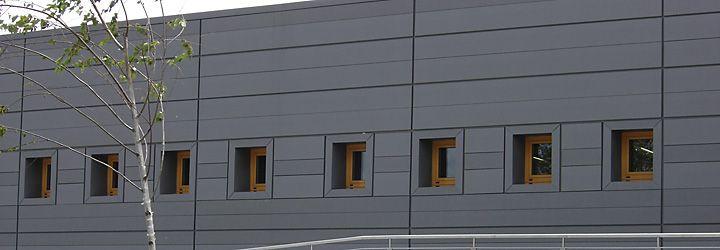 Las 25 mejores ideas sobre revestimiento de metal en - Recubrimientos para fachadas ...