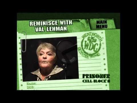 Interview with Val Lehman - Her Last Prisoner Episode