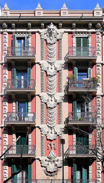 Barcelona - Aribau 046 a | Flickr: Intercambio de fotos