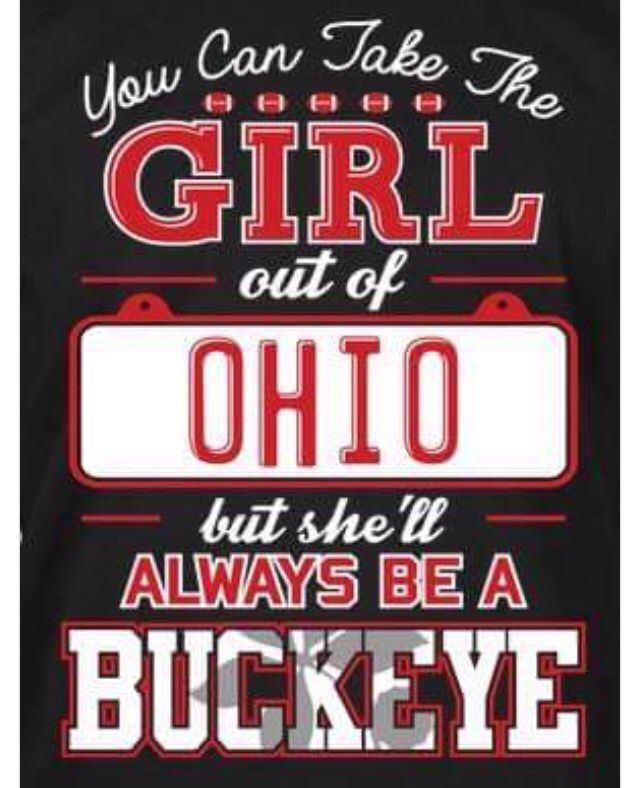 Once a buckeye, always a buckeye!!! I can't believe it has been 5 years since I graduated!