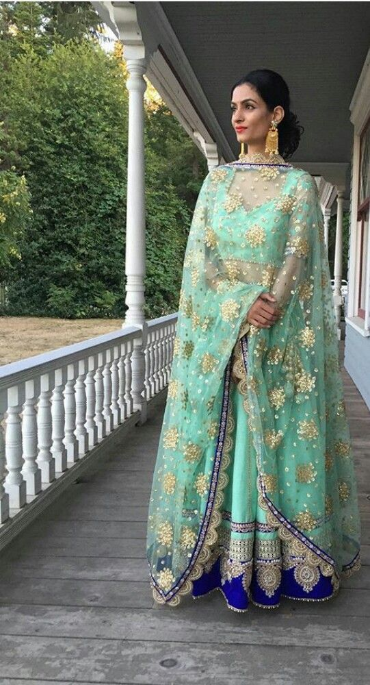 ❤Ethnic Fashion Outfits❤#style #beauty  #bollywoodfashion #celebstyle #lehenga…